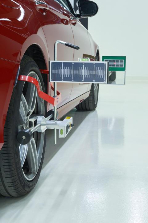 """ADAS: post-repair calibration to """"Vehicle Manufacturer tolerances"""" is essential"""