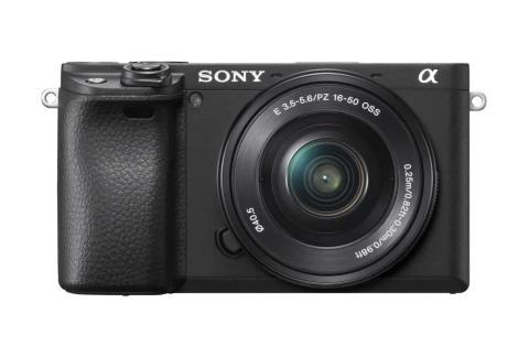 Sony apresenta a sua última geração de câmaras sem espelho, α6400 com Eye Autofocus e seguimento em tempo real, e a focagem automática mais rápida do mundo