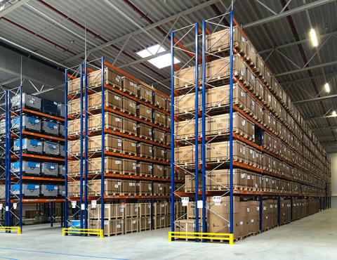 Panalpina opens new warehouse in Prague for MAHLE