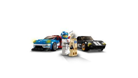 En klodset Ford GT