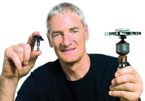 James Dyson_Dyson Digital Motor V2