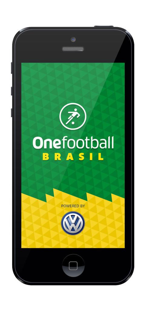 Here we go, here we go... It's kick off time for Volkswagen's football fan app