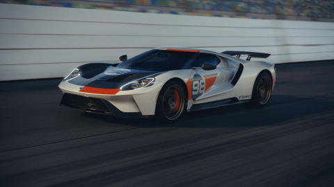 Ford GT får Daytona-specialudgave og eksklusiv Studio Collection-pakke