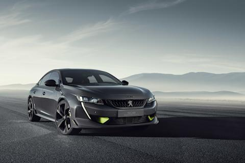 508 Peugeot Sport Engineered – Neo-prestanda