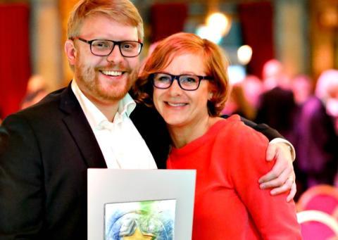Pernilla Dahlman blev Årets VD 2015
