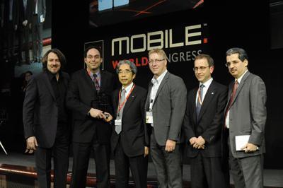 "Nissan LEAF telematics system wins GSMA Award 2011 for ""Best Mobile Innovation for Automotive and Transport"""