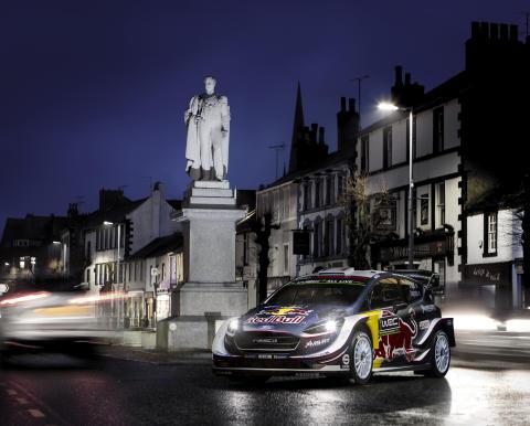 Ford utvider sitt engasjement i WRC med økt støtte til M-Sport Ford World Rally Team i 2018