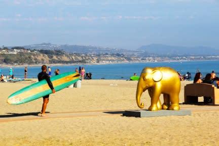 Elephant Parade - welcome to America