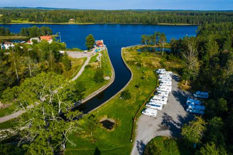 Forsvik - Göta kanal