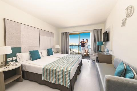 allsun Hotel Lux de Mar Zimmer
