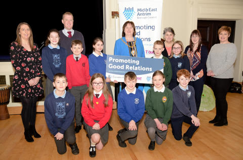 Council's school engagement programme is top of the class
