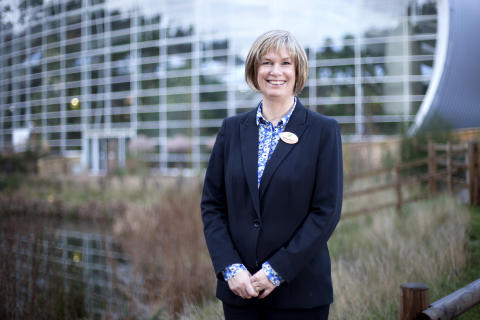 Center Parcs Deputy General Manager steps up to lead Woburn Forest