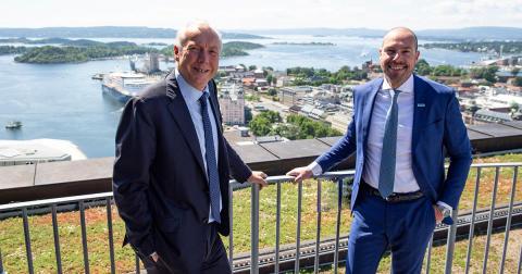 Sopra Steria Norge er utropt til årets tjenesteleverandør