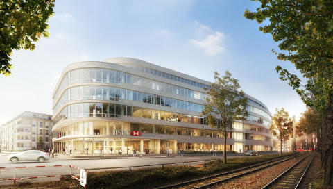 STRABAG Real Estate feiert Grundsteinlegung für NEW OFFICE Düsseldorf