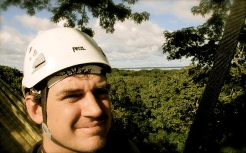 Tree Climbing Planet and Tim Kovar