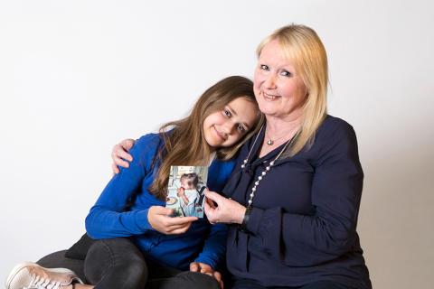 Asiantuntija: Valokuvat syventävät suhdetta lastenlapsiin
