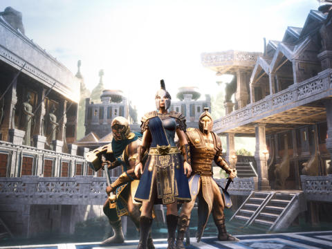 Conan Exiles Is Now The Best-Selling And Fastest-Selling Game In Funcom History