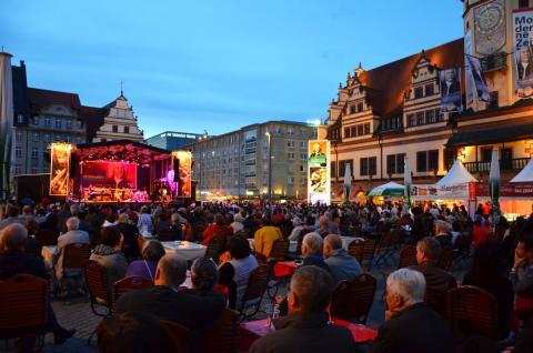 """Bachfest Leipzig 2018: """"Zyklen"""" mit monumentalem Kantaten-Ring"""