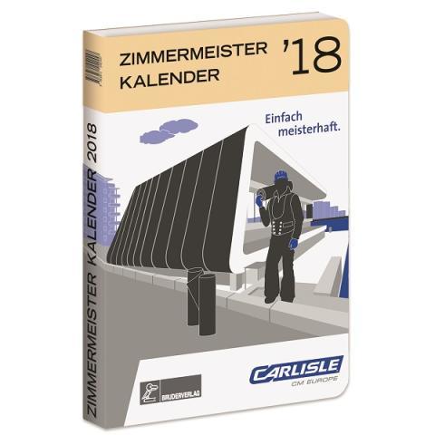 ZIMMERMEISTER KALENDER `18