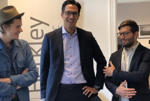 Omocom partners with W. R. Berkley Insurance Nordic driving growth in the circular economy