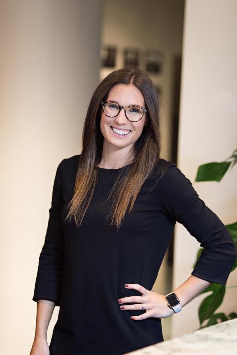 Lina Ullman, grundare och vd för Digitalent