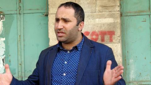 Regeringen måste agera för Issa Amros frigivning