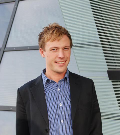 John Sebastian Slørdahl, strategidirektør og juryformann