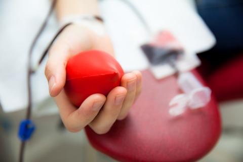 Mer flexibel blodgivning när trailer ersätter buss