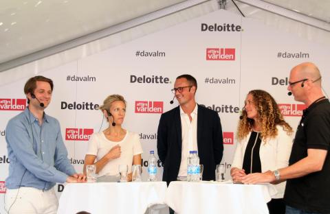 Kan Sverige bli ett nytt finanscentrum?