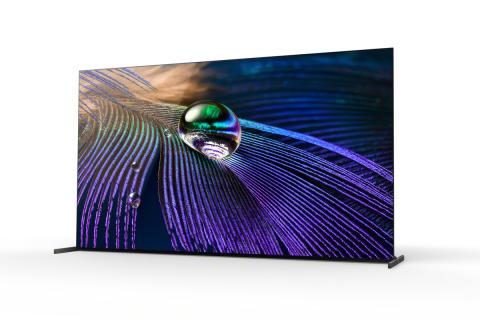 Maailman ensimmäisen kognitiivisen älyn television, Sony BRAVIA XR A90J:n, myynti alkaa Euroopassa pian