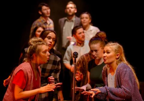 Northumbria premieres new play in memory of the Oklahoma City bombing