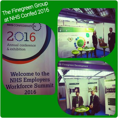 The Finegreen Group at the NHS Confederation Conference 2016