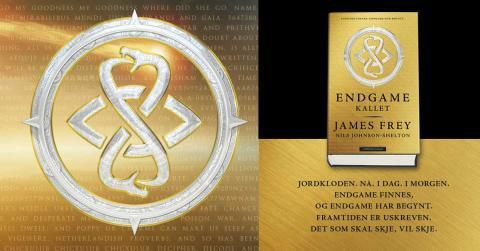 Endgame av James Frey