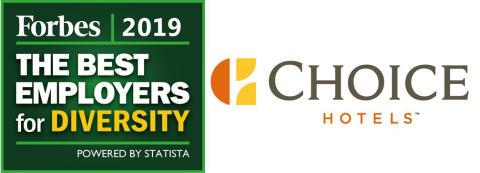 "Forbes nomina Choice Hotels ""Best Employer for Diversity"" - Miglior Datore di Lavoro per Diversità"