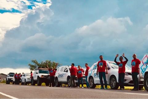 Epson 17th Anniversary Roadshow, Simbol 17 Tahun Perjalanan Epson Indonesia