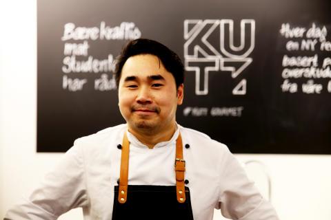 Calvin Huynh KUTT-kokk