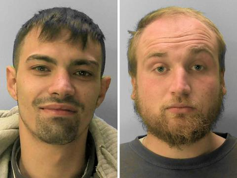Eastbourne drug dealers each jailed for 45 months