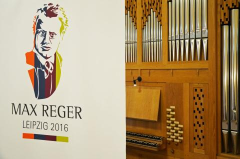 Max Reger Festjahr 2016 Leipzig