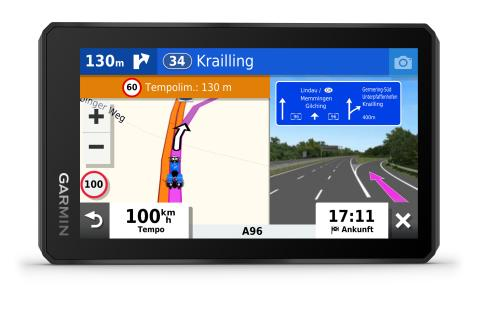 Garmin zumo XT Routing