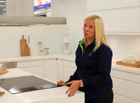 Kjøkkenekspert Jenny Nordendahl
