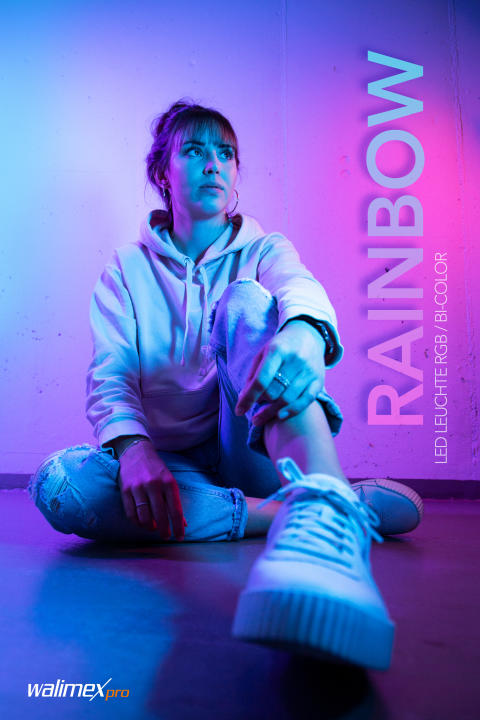 Walimex pro Rainbow RGBWW Sample 07