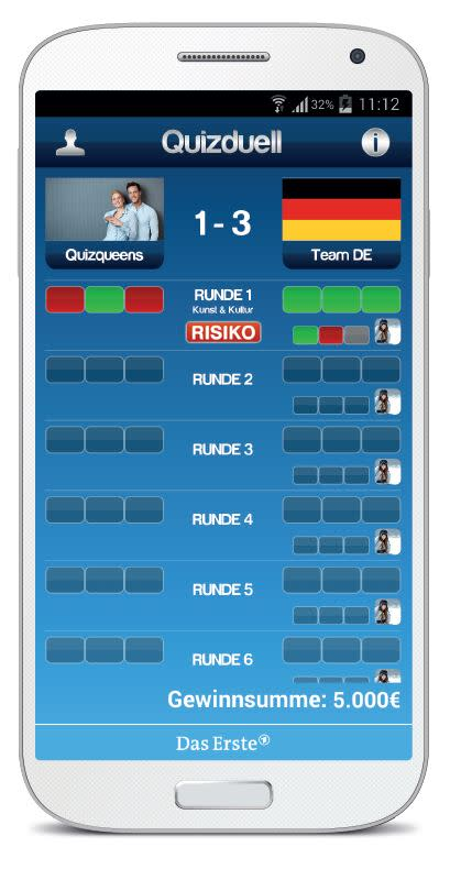 Quizduell Android