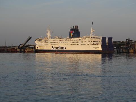Scandlines indsætter fragtfærge på ruten Rødby-Puttgarden