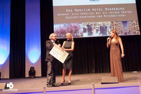 Magdeburgs größtes Hotel feiert Jubiläum: 20 Jahre Maritim Hotel