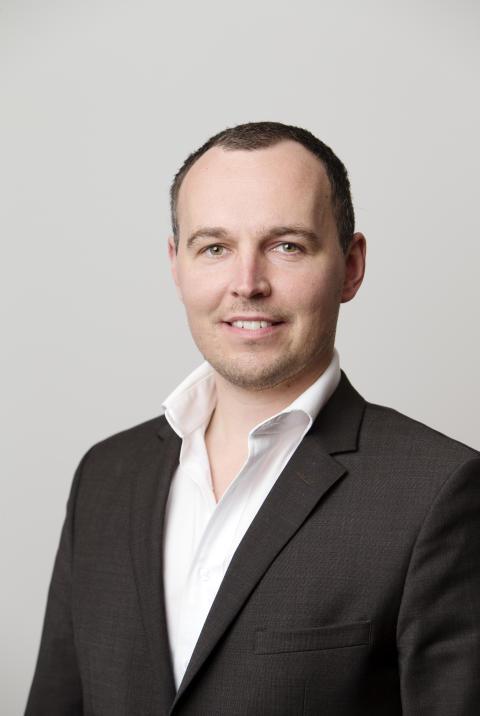Erik Lööv, Trafikverkets projektchef för Projekt Hallandsås.