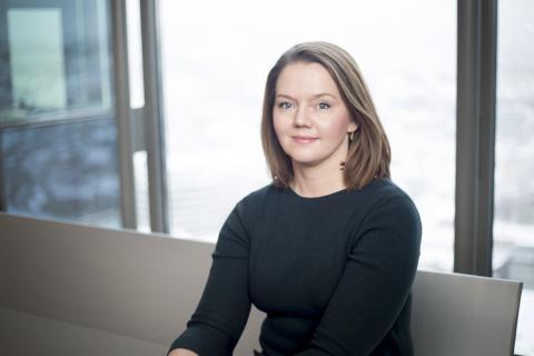 Lillian Røstad, direktør for forretningsrådgivning i Sopra Steria