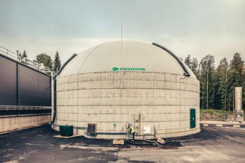 Nya affärssamarbeten ska öka Ekogas produktion och försäljning av biogas