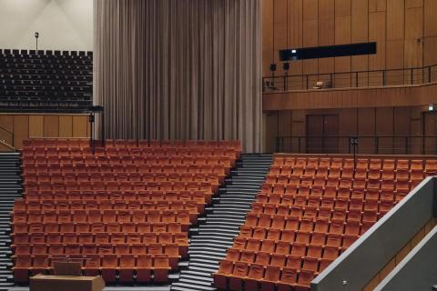 Audimax Ruhr-Universität Bochum
