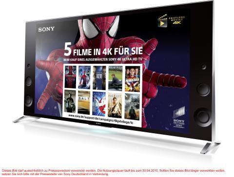 BRAVIA X9 4K Bundle von Sony_02