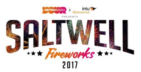 Saltwell Park Fireworks - 4 November
